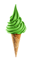 Frutta super zelená