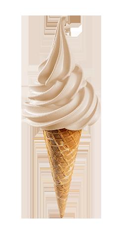 Zmrzlina oříšková mandle