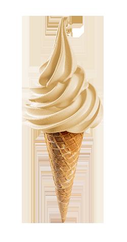 Zmrzlina oříšková arašíd